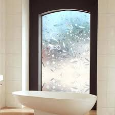 frosted glass sliding doors long self adhesive window frosted glass sliding door bathroom window