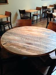 round wooden table tops round reclaimed wood restaurant table top round wood table top wooden table