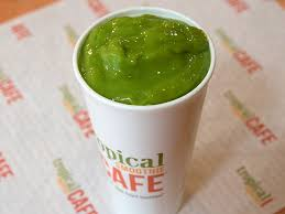 Image result for tropical smoothie cafe detox island green smoothie