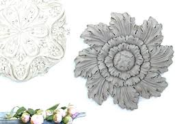 ceramic flower wall decor ceramic flower wall decor target small medallion white decorating delightful medallions 4 ceramic flower wall decor