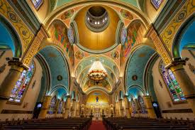 building cathedral chicago church illinois midwest nicholas ukrainian cathedral