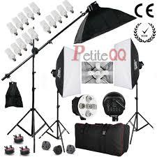 Photo Studio Lighting Kit Ebay 2850w Continuous Soft Box Studio Lighting Kit Photography