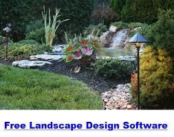 Virtual Backyard Design Delectable Free Landscape Design Software