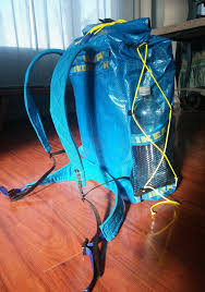 mitch was looking for ways to get his backpack weight down and stumbled upon a reddit post of a guy who made his own pack