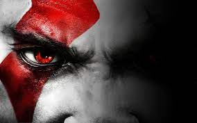 2560x1600 px, angry, eyes, games, God ...