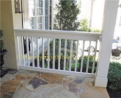 best 25 front porch railings ideas