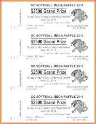 Template For Raffle Tickets To Print Free Print Your Own Raffle Tickets Template Numbered Ticket Book Printing