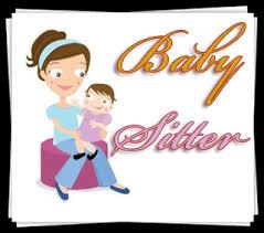 Baby Siter Job Babysitting Clipart Job Babysitting Job Transparent Free