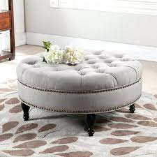 round fabric coffee table gallery ottoman round of incredible furniture round ottoman coffee table beautiful round