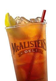 Photo of McAlister's Deli - Dallas, TX, United States. McAlister's Famous Sweet  Tea