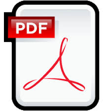 Image result for ICON OF PDF DOCUMENT