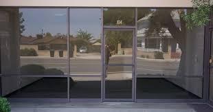 alle self storage office exterior