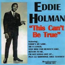 Image result for eddie holman