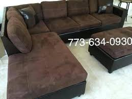 brown leather sectional couches. Perfect Brown Brown Sectional Couch Sofa With Reversible New Free  Delivery Leather Chaise In Couches S