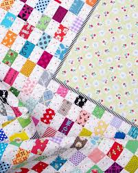 1247 best Gorgeous Quilts and Blocks images on Pinterest | Quilt ... & Rectangle Checkerboard Quilt - backing and binding | Red Pepper Quilts 2016  · Quilting BlogsQuilting ProjectsPatchwork ... Adamdwight.com