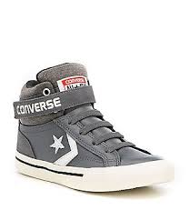 converse shoes for kids. converse boys´ pro blaze strap sneakers shoes for kids