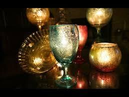 diy colored mercury glass