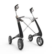 Ultra Light Rollator De Carbon Ultralight Rollator Van Het Deens Merk Byacre Is