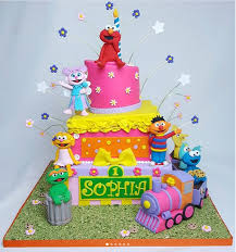 11 Adorable Sesame Street Birthday Cakes Find Your Cake Inspiration