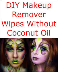 today i wanted to share a fun and easy diy with you i ll show you how to make your own makeup remover wipes and for those who are allergic this conns no