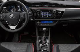 2016 corolla special edition interior. 2016 Toyota Corolla Special Edition Vacaville CA Interior Dashboard To