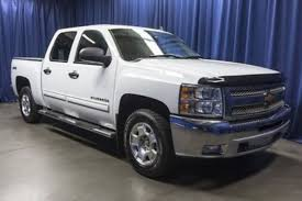 Chevrolet Silverado 1500 Extended Cab Lt In Washington For Sale ...