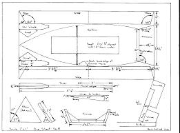 one sheet skiff free plans