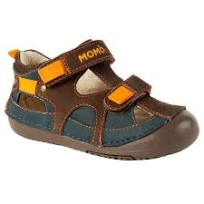 momo baby momo baby boys first walker toddler thomas leather sandals shoes com