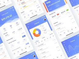 App Design Dribble Finance App App Design Inspiration App Design App