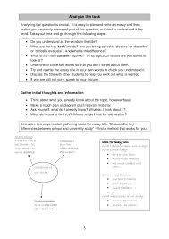 planning and writing essays  essay 4 6