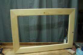 diy photo frame prop