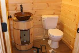 Cabin Bathrooms Decorating Ideas