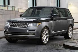 2016 Land Rover Range Rover Pricing - For Sale | Edmunds