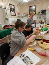 Michaels Cake Decorating Class Sign Up Wilton's Basic Buttercream Skills at Michael's The Baking Beardy 2