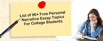narrative essay topics ideas narrative essay topics ideas 2019 best title suggestion