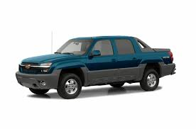 2002 Chevrolet Avalanche 1500 Base 4x4 Specs and Prices