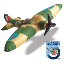 spitfire model plane. spitfire inflatable plane model