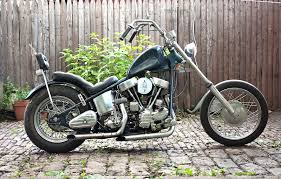 love cycles sold 1956 panhead chopper barnfind 4 sale