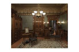 an ebullient treasure of 1880s interior design from a little known craftsman artistic furniture