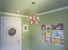 image of capiz chandelier in flower design