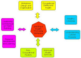 workplace health promotion workplace health promotion diagram