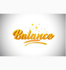 Balance Word Art Vector Images (over 240)