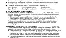 public relations sample resume public relationscialist job description template foreign affairs