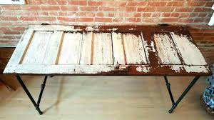 iron pipe table how to build