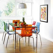 17 best images about clear and coloured acrylic chairs on