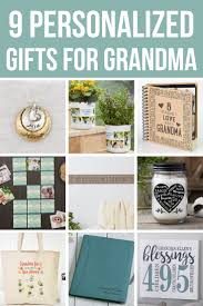 are you ready to see these great ideas for personalized gifts for grandma for mother s day