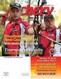 2013 - Third Quarter by National Field Archery Association - issuu