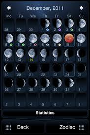 New Moon Chart Deluxe Moon For Iphone