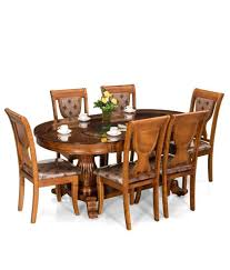 nyc oval extending dining table oak with royaloak an dining set with six chairs royaloak