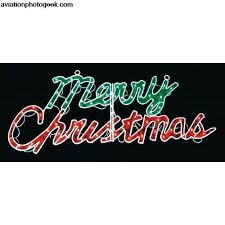 merry sign printable light up outdoor lighted